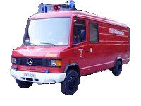 Gerätewagen Atemschutz / Strahlenschutz Calw